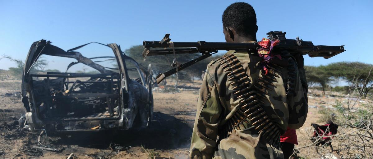 Somalia AFP/Getty Images/Mohamed Abdiwaha