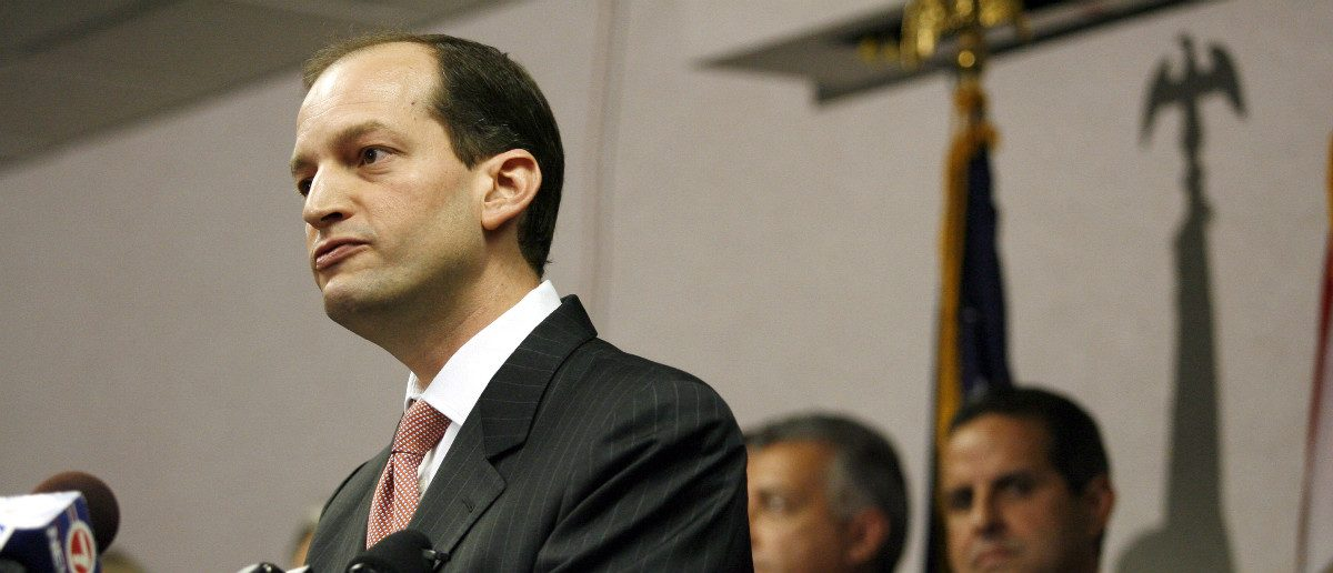 Trump's Labor Nominee, R. Alexander Acosta: REUTERS/Marc Serota