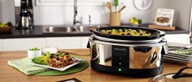 Who knew there was such a thing as a 'smart' Crock-Pot (Photo via Amazon)