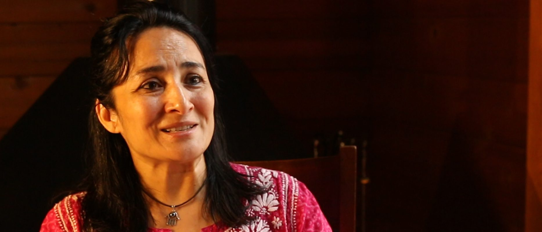 Asra Nomani, raised in West Virginia, has been a respected journalist, an author and has dedicated her last 15 years to reforming her Muslim religion. Sean Moody/TheDCNF)