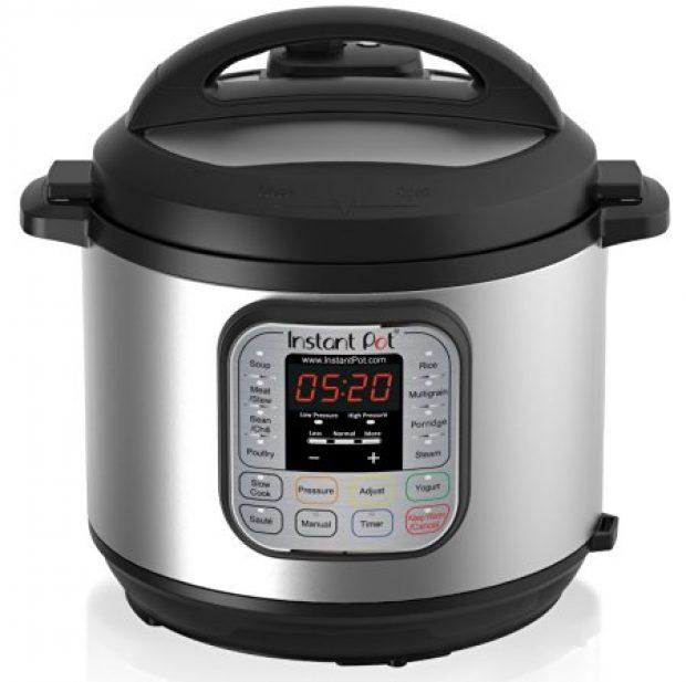 Normally $120, this 6-quart Instant Pot is 17 percent off (Photo via Amazon)