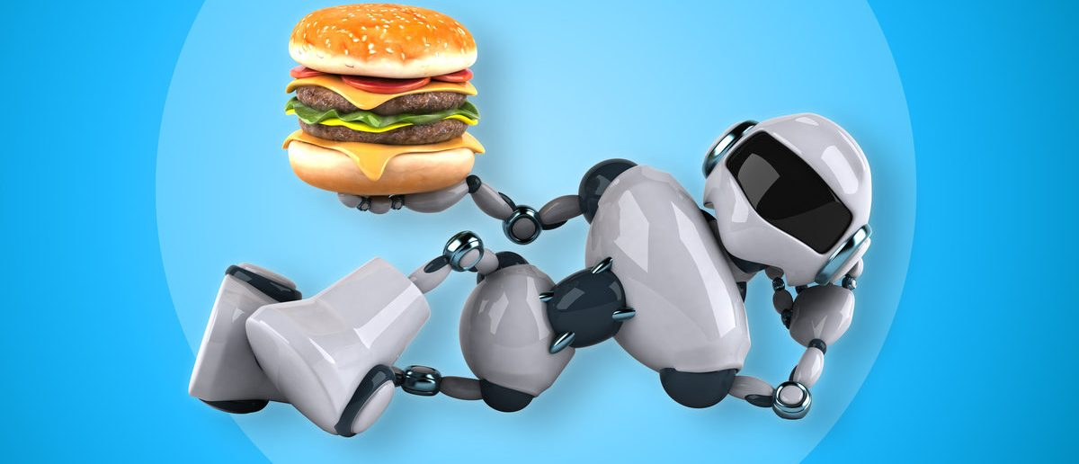 Robot - 3D Illustration  (Shutterstock/Julien Tromeur)
