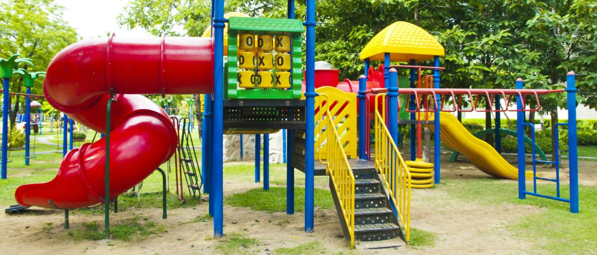 school playground Shutterstock/PowerUp
