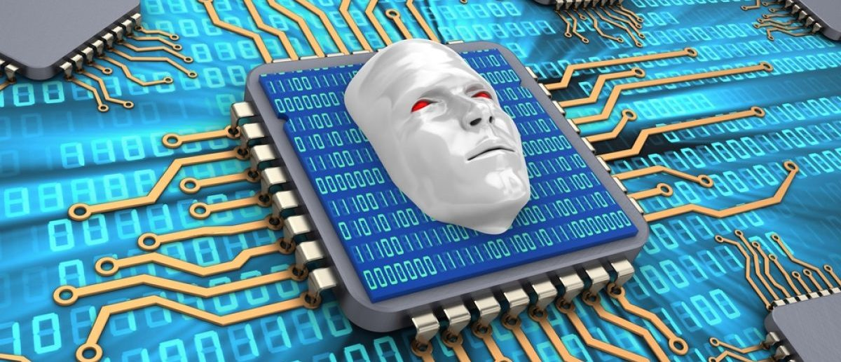 Humanized computer chip. [Shutterstock - Mmaxer]