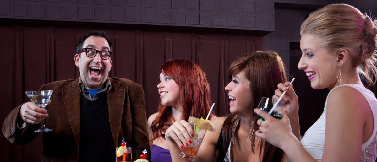 "A full-blown ""Ladies' Man"" [Shutterstock - Paul Vasarhelyi]"