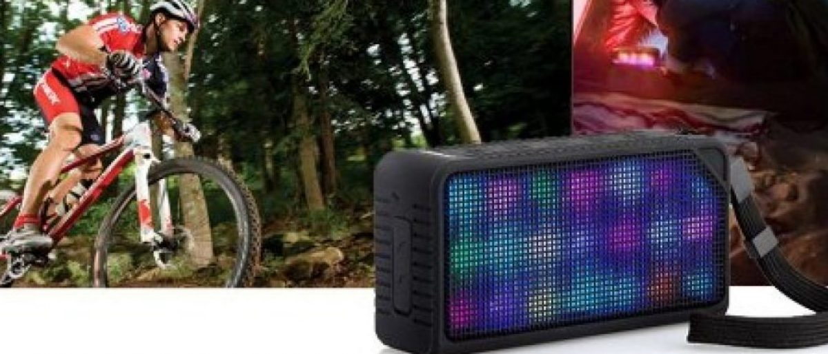 This speaker is perfect for many occasions (Photo via Amazon)