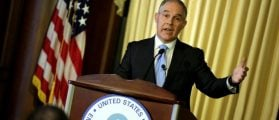 EPA Sued For Withholding Info On 'Environmental Justice' Programs