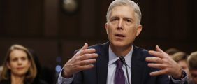 Neil Gorsuch Impresses Senator With Speech About What He Wants His Obituary To Be [VIDEO]