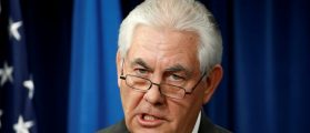 Ex-Trump Aide Says Tillerson Could Derail Fight Against Paris Agreement