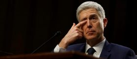 Gorsuch Overturned By SCOTUS In The Middle Of His Hearing