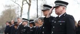 Britain's Response To Terror Threat: Keep 90 Percent Of Police Officers Unarmed