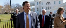 Dave Brat Digs Into The GOP's Risks In 2018