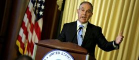 Climate Scientists Trying To Discredit Trump's EPA Chief End Up Proving Him Right