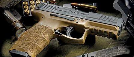 Gun Test: Heckler & Koch Volkspistole - Long Room