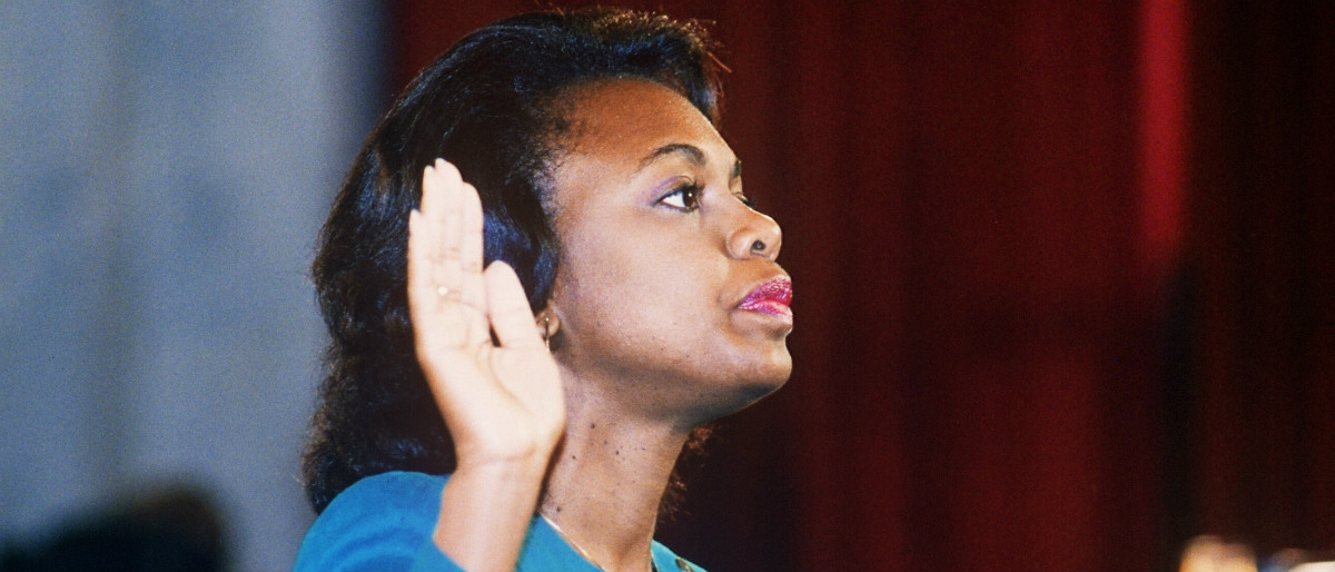Anita Hill Getty Images/Jennifer K. Law
