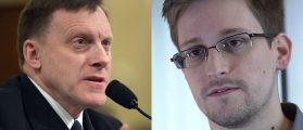 Edward Snowden Weighs In As NSA Director Testifies On Russian Interference In 2016 Election