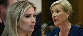 Ivanka Trump And Cecile Richards (Photos: Getty Images)