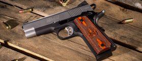 Gun Test: Springfield Armory EMP 4
