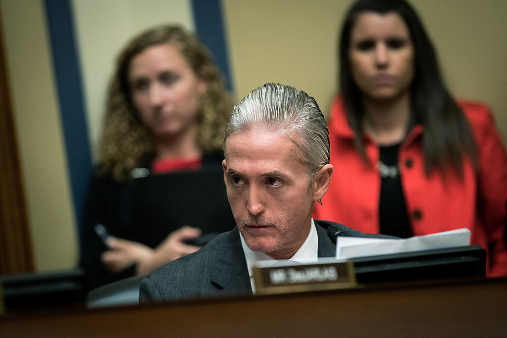 Trey Gowdy (Getty Images)