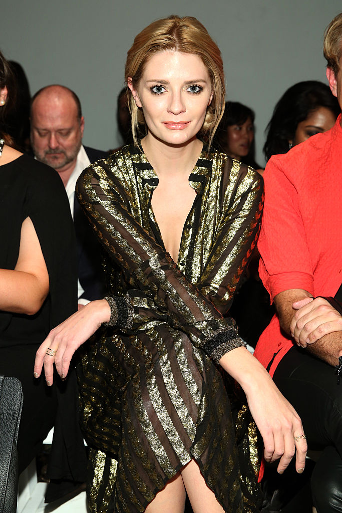 (Photo by Mireya Acierto/Getty Images for New York Fashion Week: The Shows)