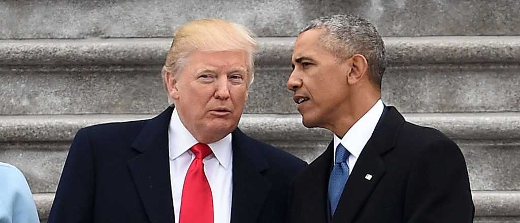 Donald Trump, Barack Obama (Getty Images)