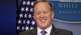 Spicer: Trump Was Having 'Lighthearted Moment' When He Said Health Care Was Easy