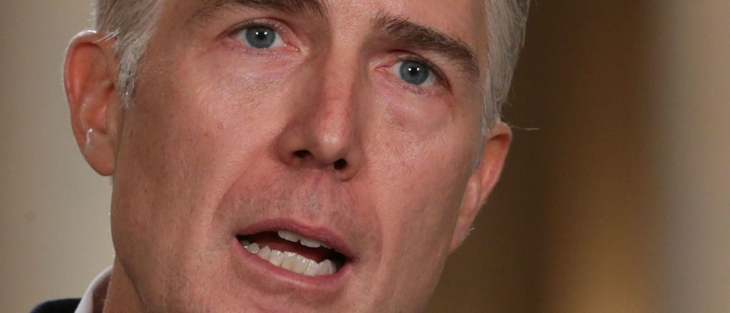 Neil Gorsuch (Getty Images)