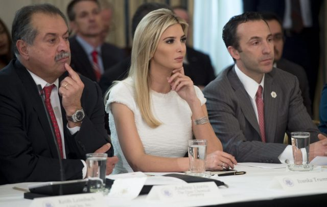 Ivanka Trump Gets White House Office, Access to Classified Information
