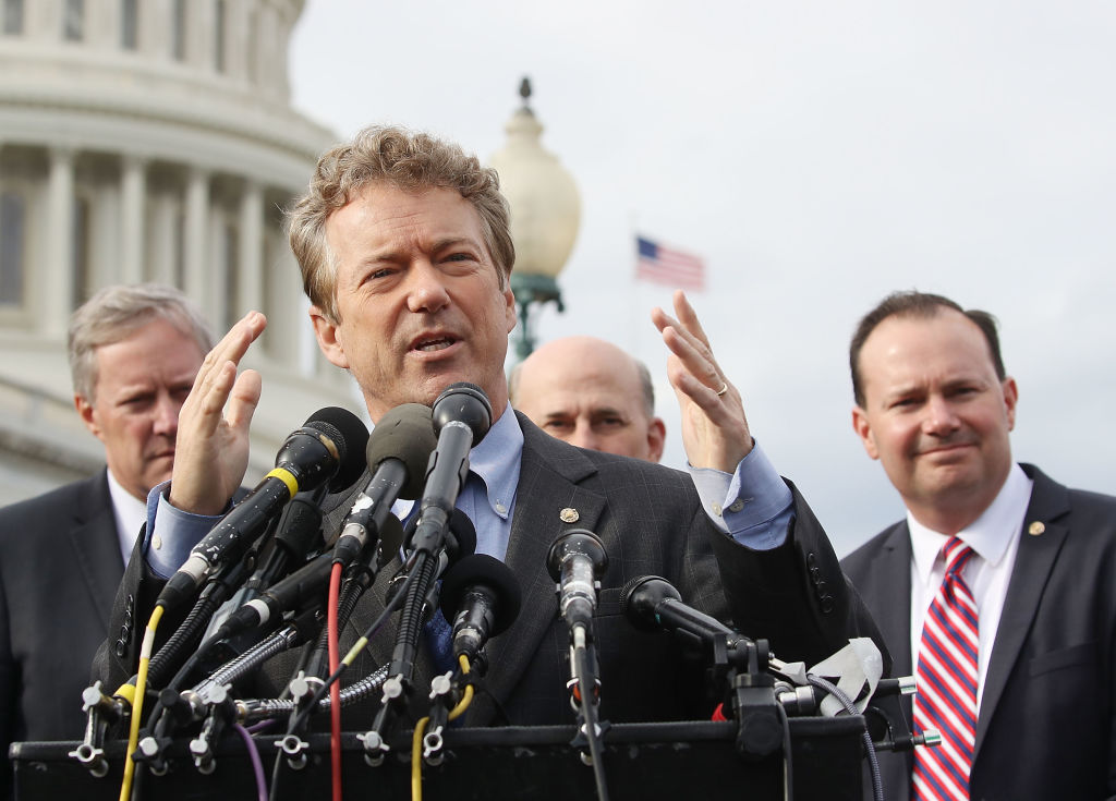 Rand Paul (Getty Images)