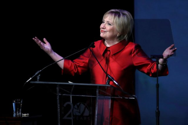 Hillary Clinton still running for mayor of New York City