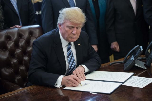 New Trump Executive Order Could Lead to a Smaller Education Department