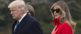 Donald Trump Wants To Know Melania's Secret To Good Poll Numbers