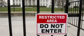 White House Goes On Lockdown Because Of Suspicious Individual