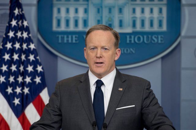 Spicey Spicer Snipes at Press for Russia Agenda