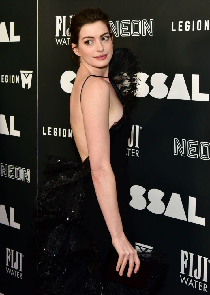 Anne Hathaway. (Photo: Getty Images)