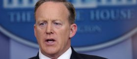 The Biggest Takeaways From Sean Spicer's Press Briefing Just Now