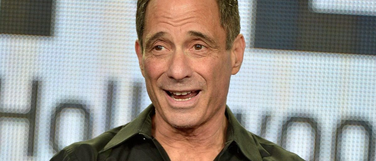"Founder and Executive Producer of the TMZ brands Harvey Levin participates in the REELZ Presents ""TMZ Hollywood Sports"" Panel With Harvey Levin And Evan Rosenblum At TCA In Pasadena at Langham Hotel on January 13, 2015 in Pasadena, California. (Photo by Charley Gallay/Getty Images for REELZ)"