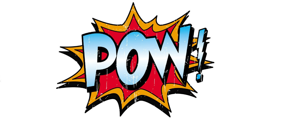 POW pop art Shutterstock/SFerdon
