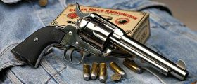 Using A Single-Action Revolver For Self-Defense