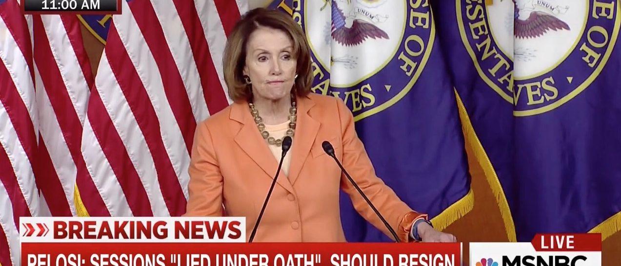 Nancy Pelosi (MSNBC)