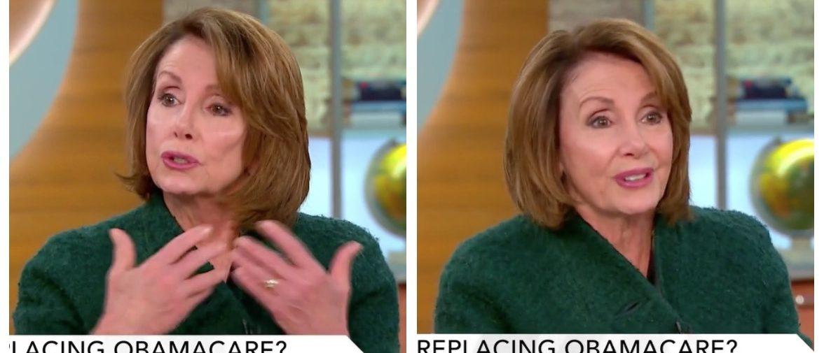 Nancy Pelosi (CBS)