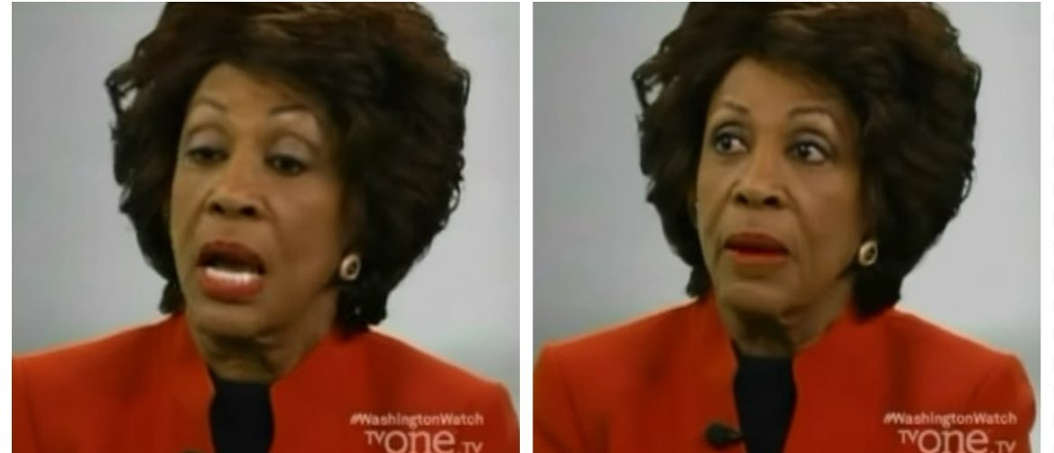Maxine Waters (YouTube)