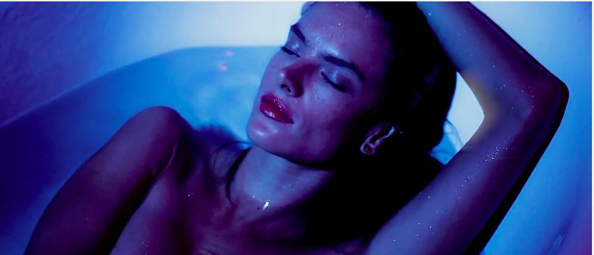 Alessandra Ambrosio (photo by: YouTube Screen shot)