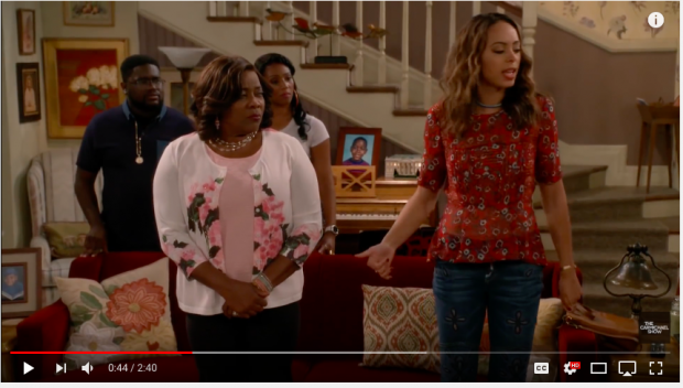 The Carmichael Show (photo by: YouTube Screenshot)