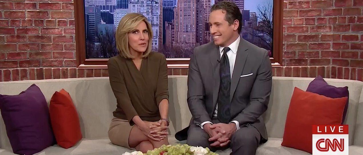 Alisyn Camerota, Chris Cuomo (CNN)