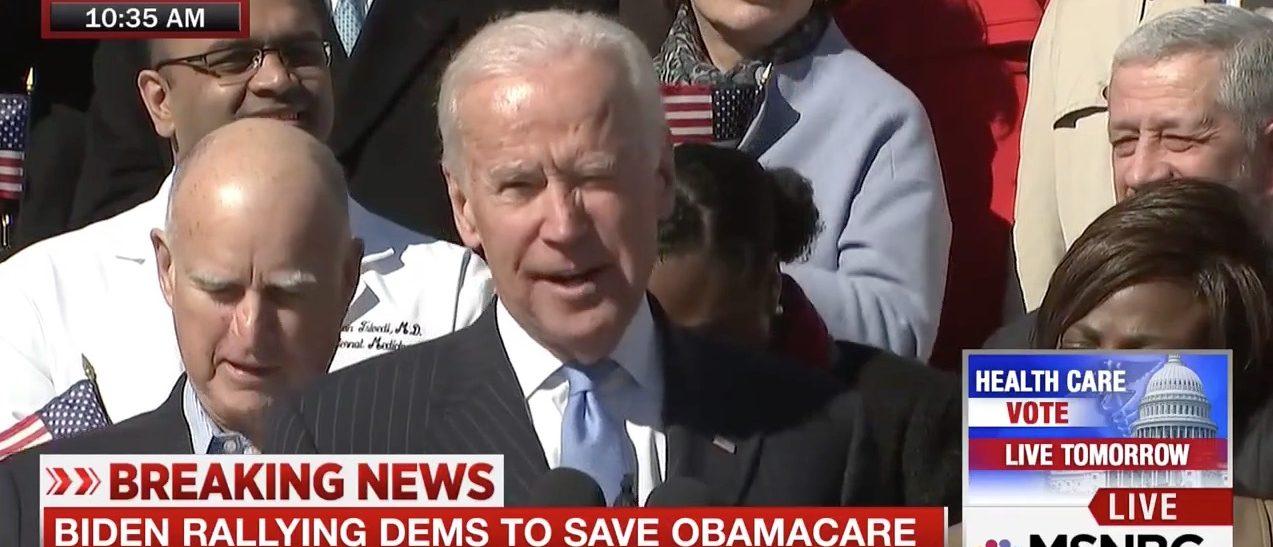 Joe Biden (MSNBC)