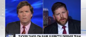 Tucker Carlson Interviews Attorney From Firm Defending One Of The Accused Rockville Rapists [VIDEO]