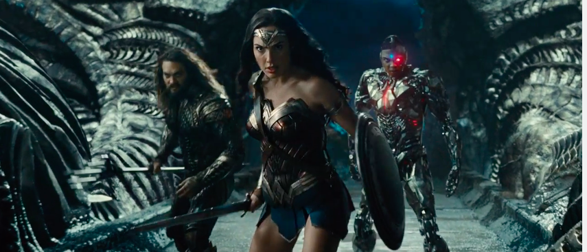 Justice League (photo by: YouTube Screenshot)