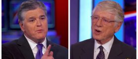 Ted Koppel Tells Sean Hannity — 'Yeah,' You're 'Bad For America' [VIDEO]