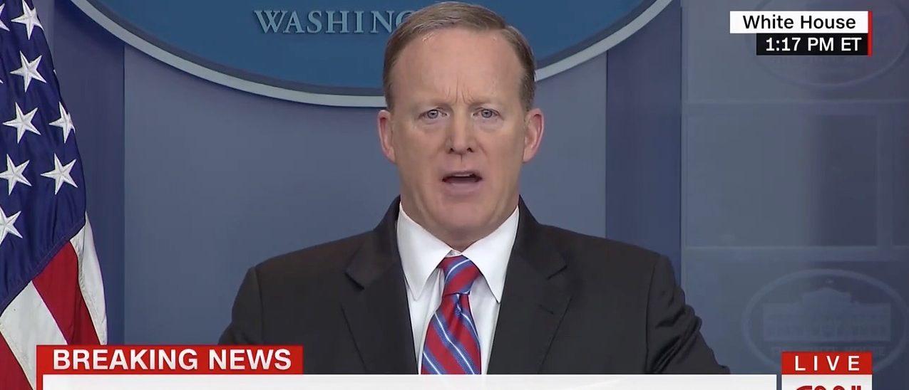 Sean Spicer (CNN)